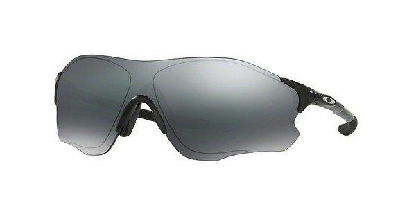 Oakley Herren Sonnenbrille »EVZERO PATH OO9308« in 930801 - schwarz/schwarz