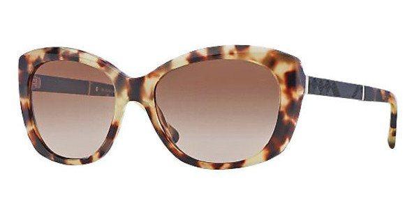 Burberry Damen Sonnenbrille » BE4164« in 327813 - braun/braun