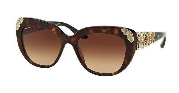 Bvlgari Damen Sonnenbrille » BV8162B«