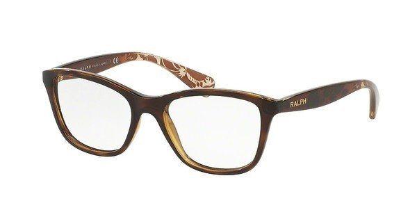 Ralph Damen Sonnenbrille » RA7073« in 502 - braun/ transparent