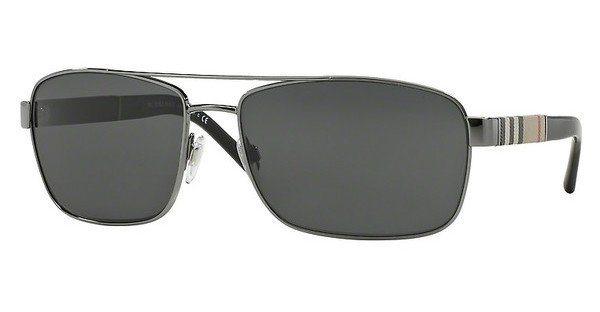 Burberry Herren Sonnenbrille » BE3081« in 100387 - grau/grau