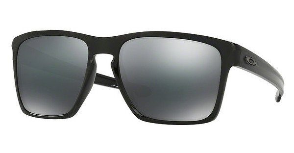 Oakley Herren Sonnenbrille »SLIVER XL OO9341«, grau, 934120 - grau/blau