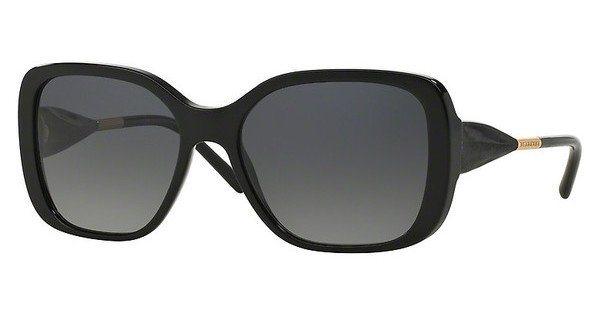 Burberry Damen Sonnenbrille » BE4192« in 3001T3 - schwarz/grau