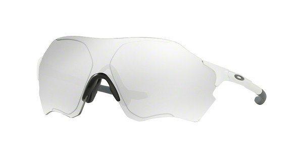 Oakley Herren Sonnenbrille »EVZERO RANGE OO9327« in 932708 - weiß/weiß