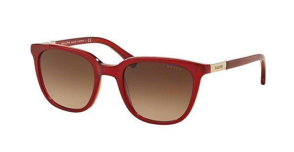 Ralph Damen Sonnenbrille » RA5206« in 150713 - rot/braun