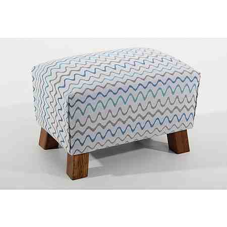 Max Winzer® Hocker »Footstool«, Retro