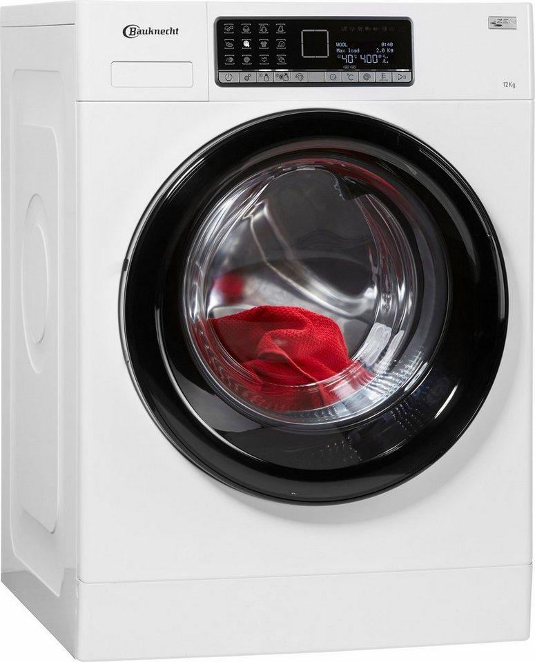 bauknecht waschmaschine wm style 1224 zen 12 kg 1400 u min online kaufen otto. Black Bedroom Furniture Sets. Home Design Ideas