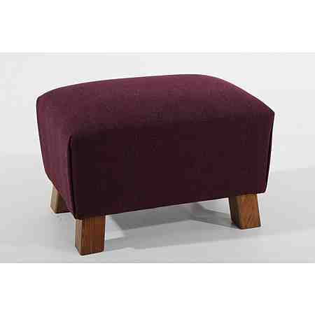 Max Winzer® Hocker »Footstool«, Struktur