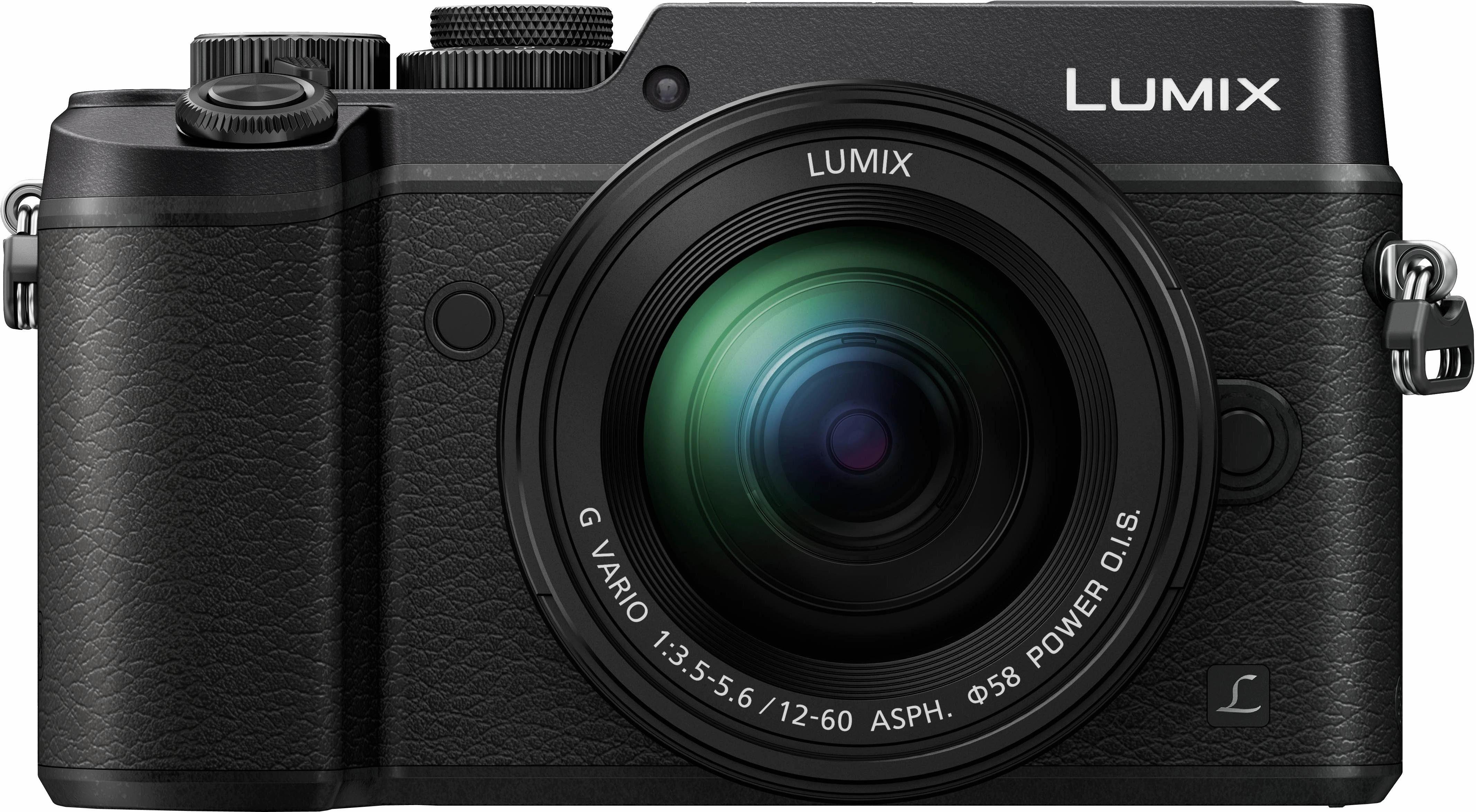 Lumix Panasonic DMC-GX8MEG-K System Kamera, Zoom, 20,3 Megapixel, 7,5 cm (3 Zoll) Display