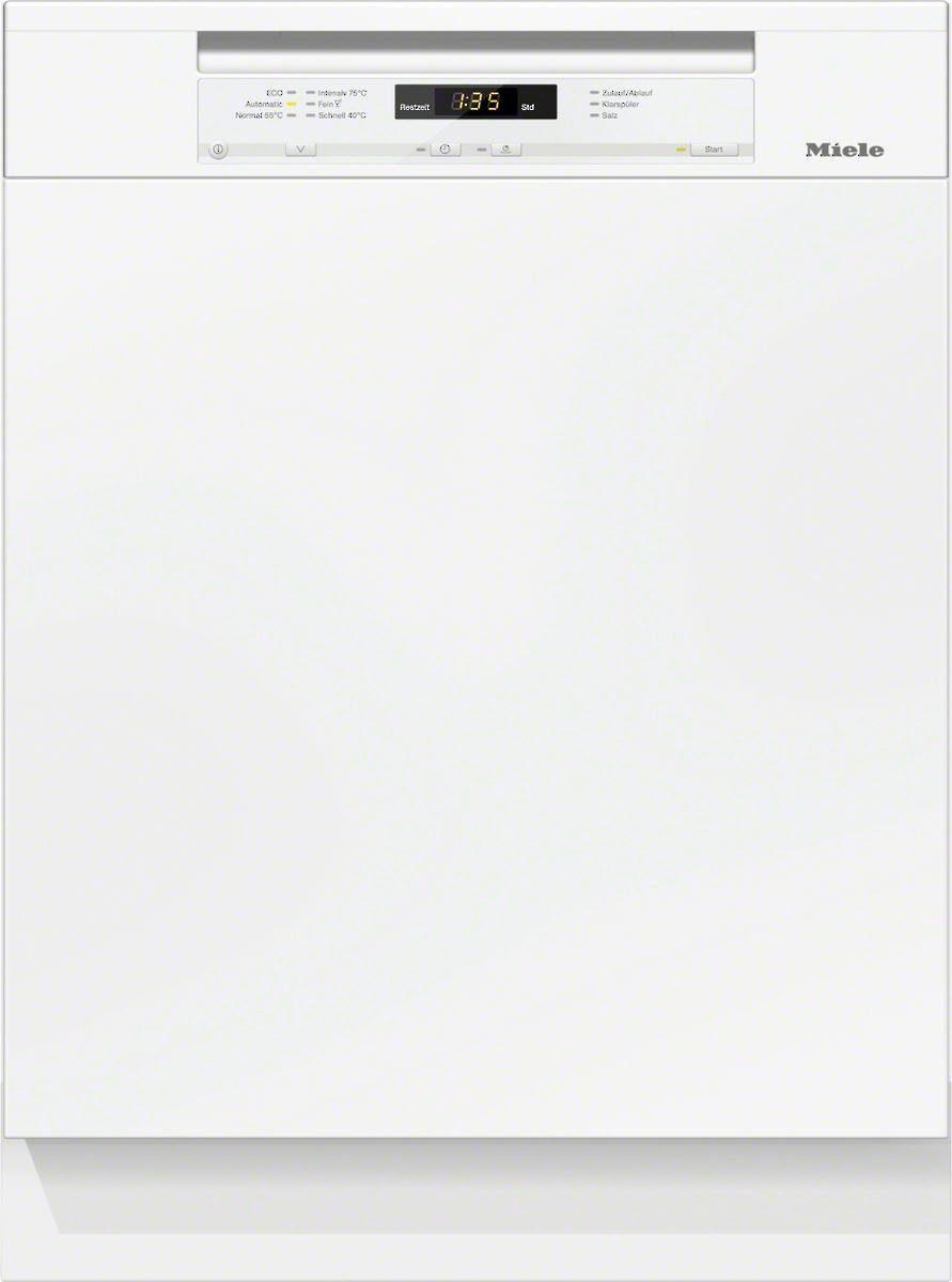 MIELE Teilintegrierbarer Geschirrspüler G 6200 Sci, A+++, 9,7 Liter, 14 Maßgedecke