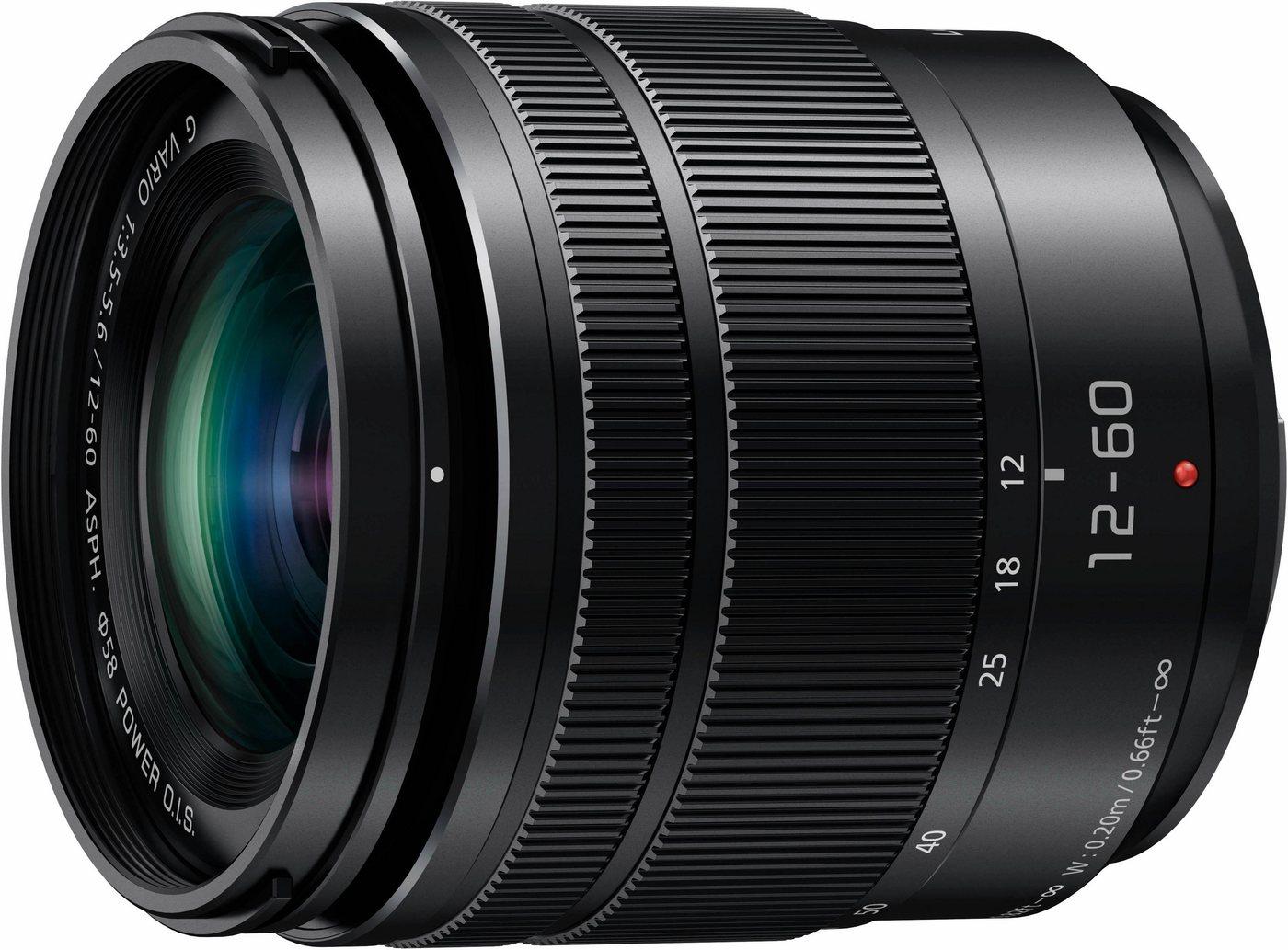 Objektive - Lumix Panasonic »H FS12060E« Weitwinkelobjektiv  - Onlineshop OTTO
