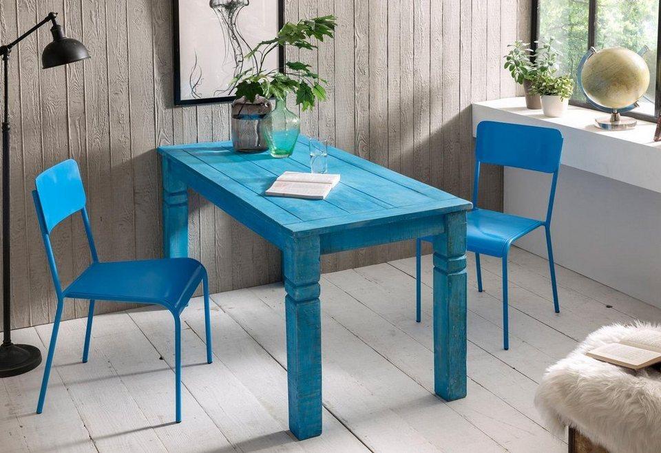 SIT Tisch »Blue«, 140 cm breit in blau