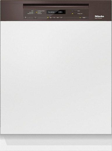 miele teilintegrierbarer geschirrsp ler g 6730 sci braun a 9 7 liter 14 ma gedecke online. Black Bedroom Furniture Sets. Home Design Ideas
