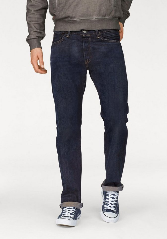 Levi's® Straight-Jeans »501®« in noten