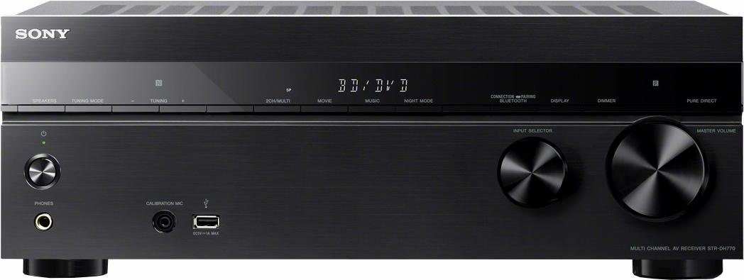 Sony STR-DH770 7.2 AV-Receiver (Spotify Connect, Bluetooth, NFC)