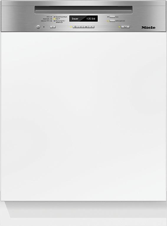 miele teilintegrierbarer geschirrsp ler g 6735 sci xxl. Black Bedroom Furniture Sets. Home Design Ideas