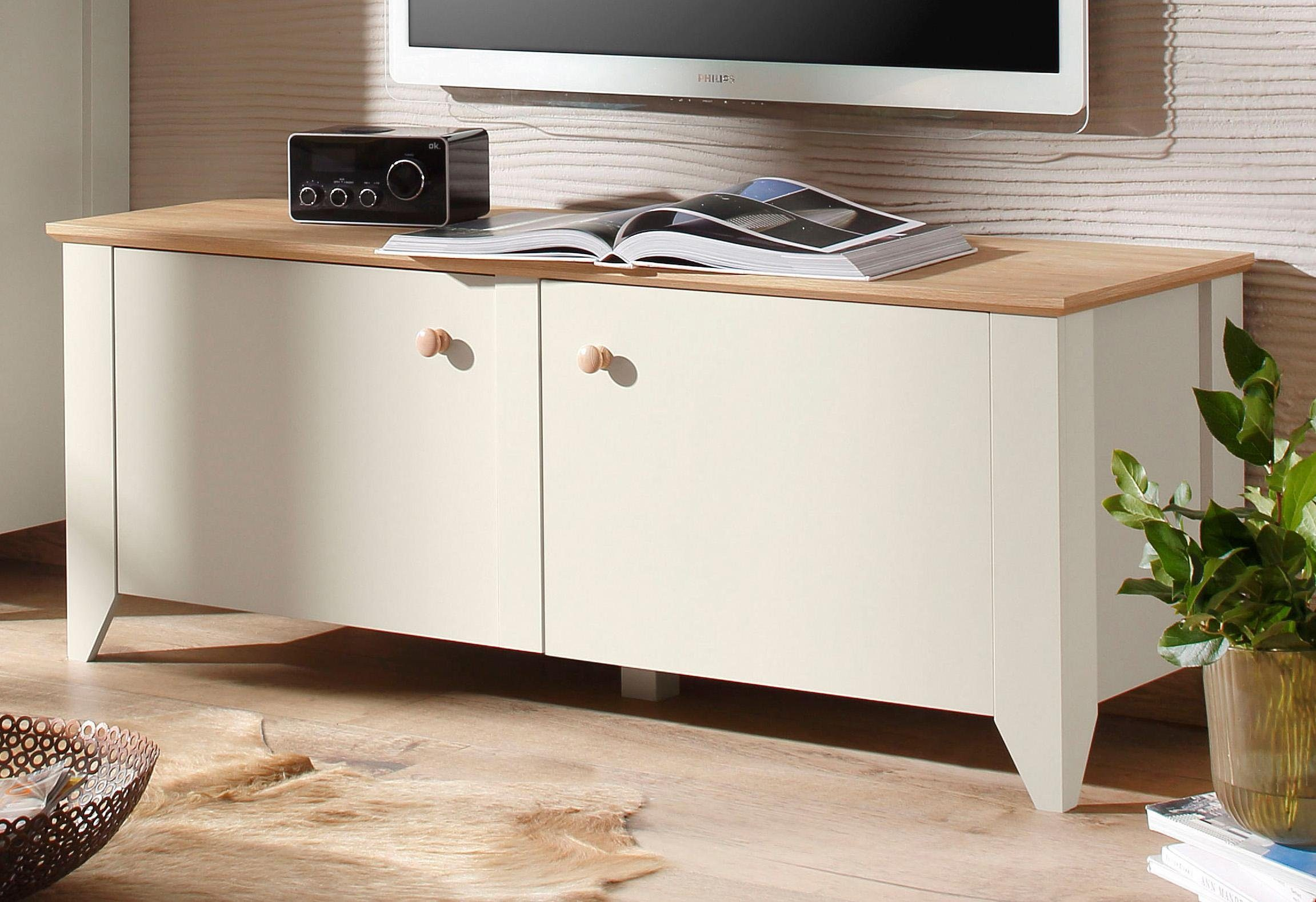 Home affaire TV-Lowboard »Landy«, Breite 139 cm