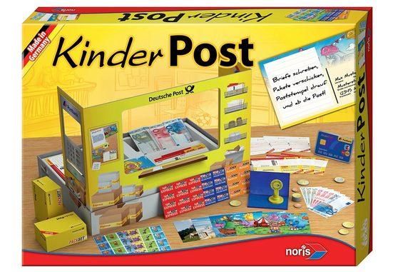 Noris Spiel, »Kinderpost«, Made in Germany