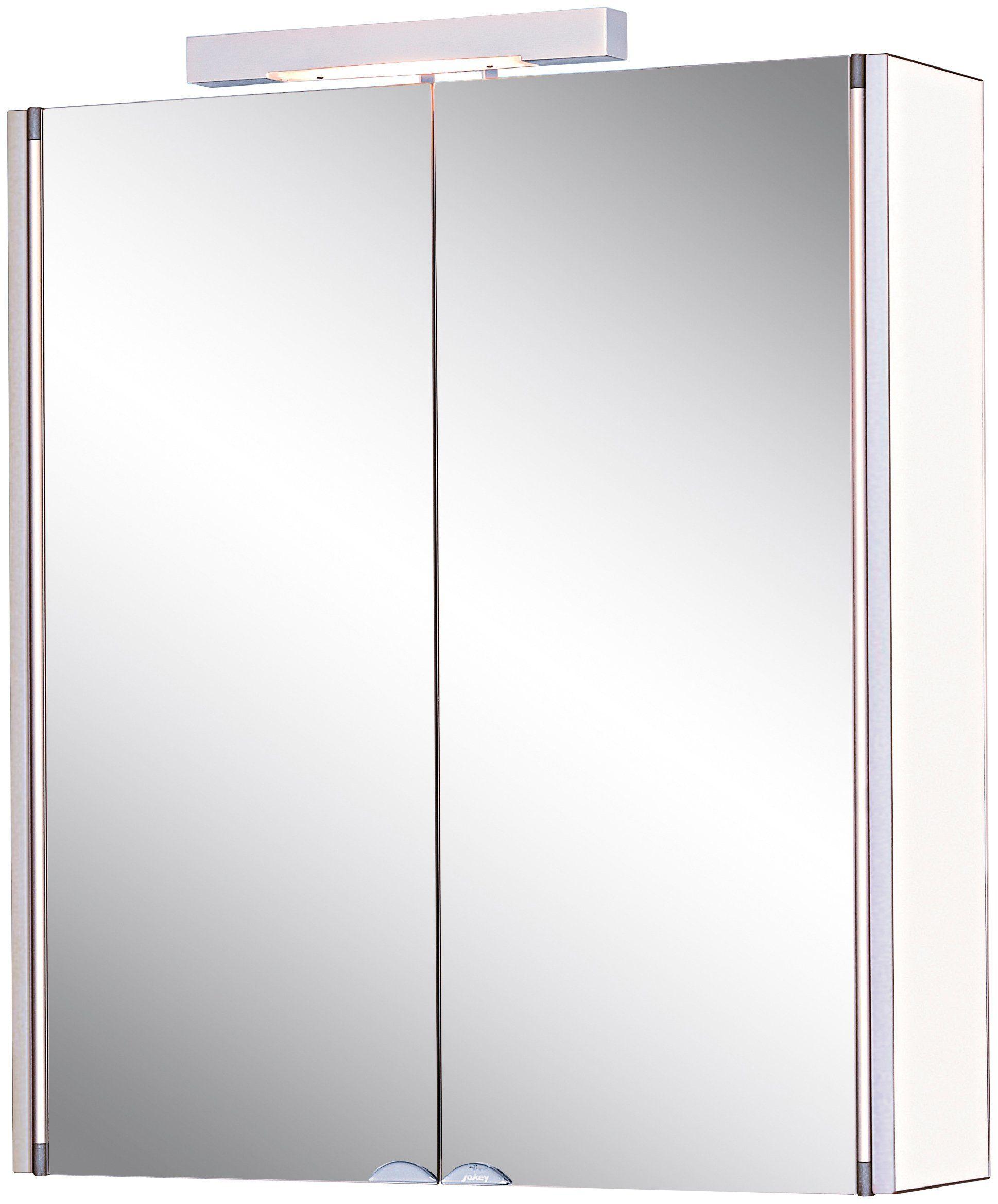 Jokey Spiegelschrank »Mandiol II« Breite 63 cm, mit Beleuchtung