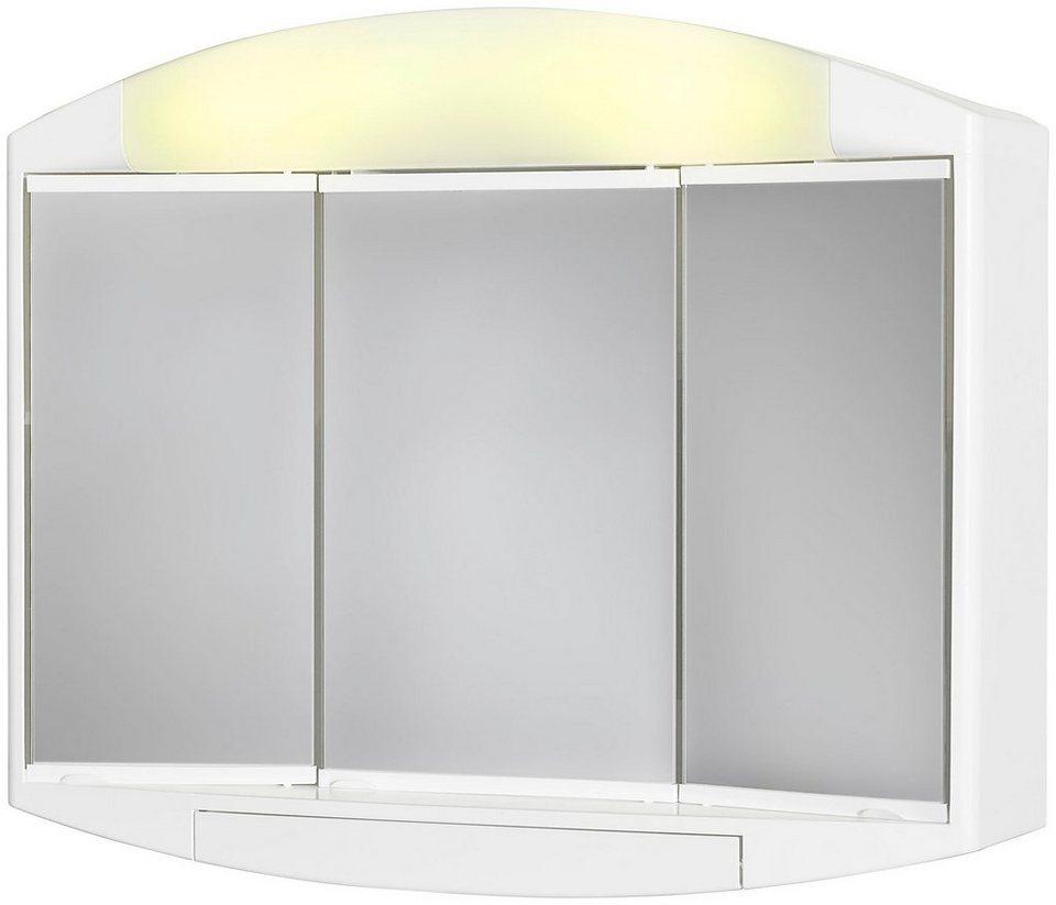 Spiegelschrank »Elda« Breite 59 cm in weiß