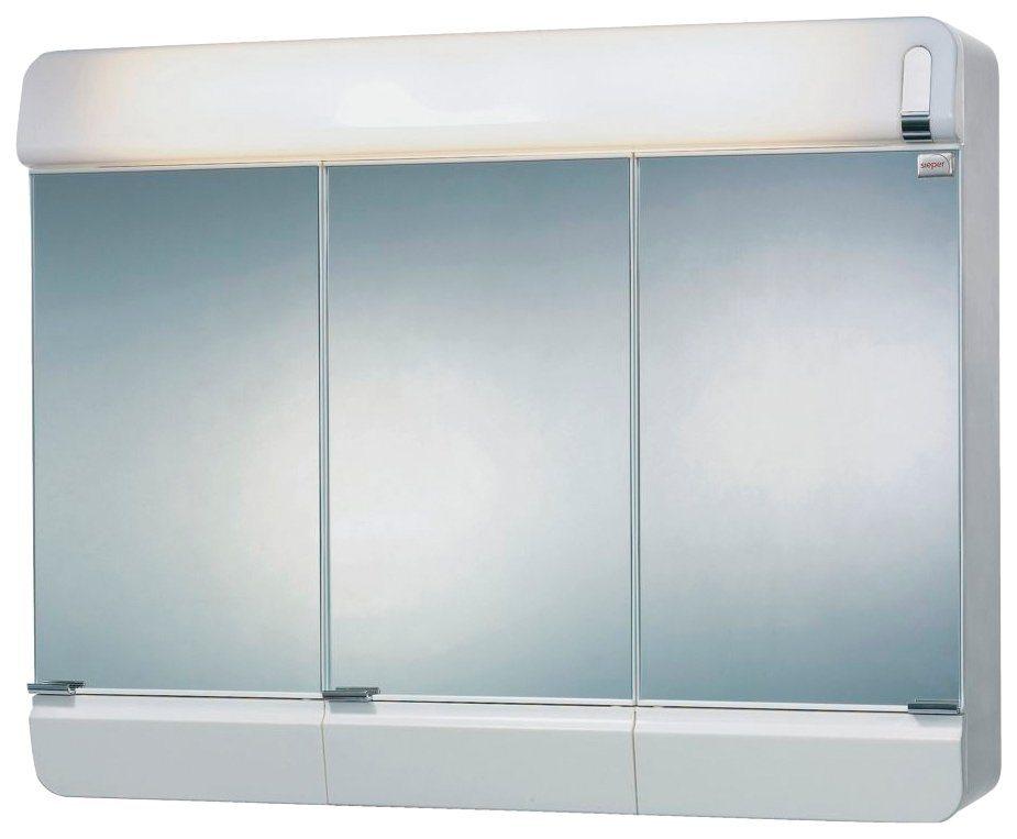 Spiegelschrank »Alida«, Breite 68,5 cm in weiß