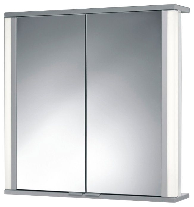 Jokey Spiegelschrank »Marno« Breite 65 cm, mit Beleuchtung in weiß