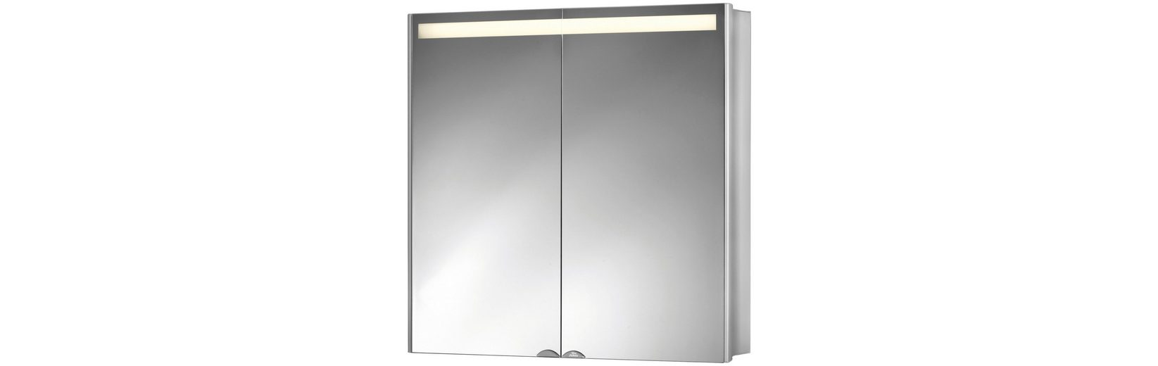 Spiegelschrank »Aluwave« Breite 66,5 cm, mit LEDBeleuchtung online