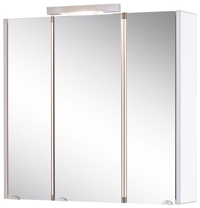 Jokey Spiegelschrank »Mandiol III« Breite 75 cm, mit Beleuchtung