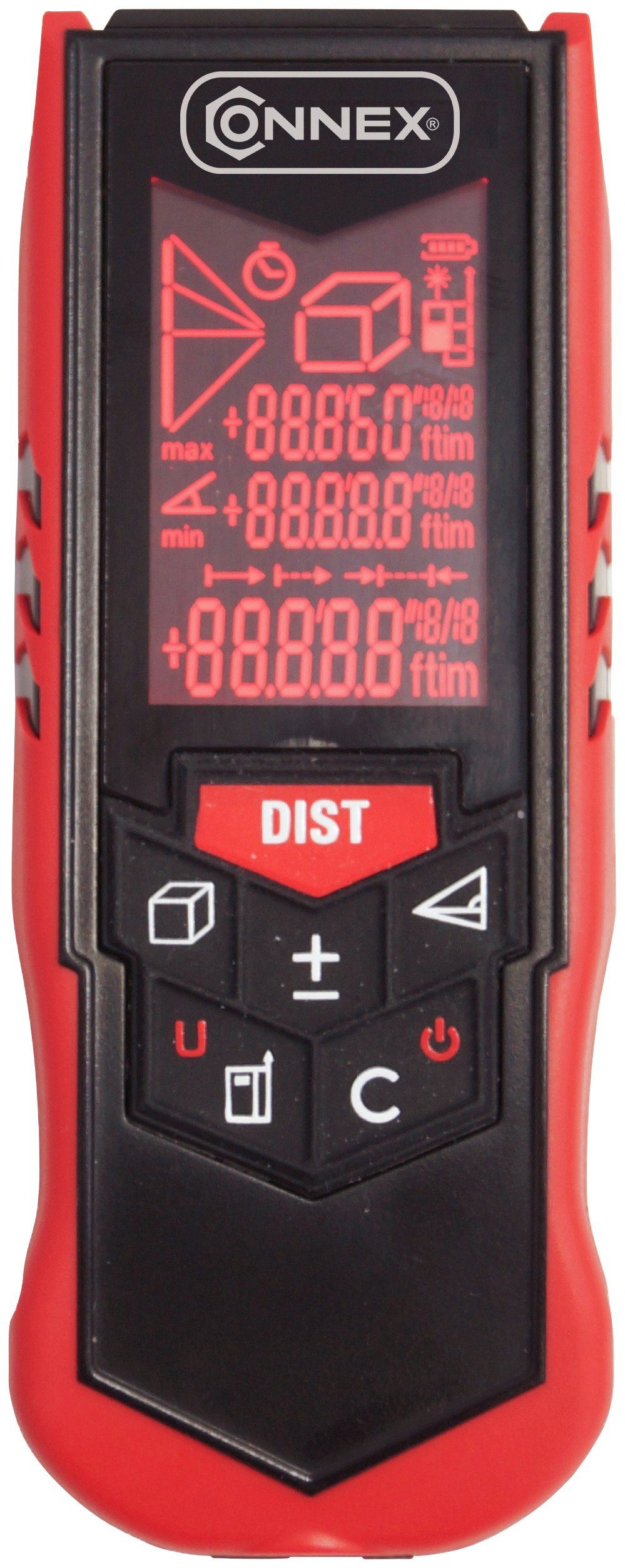 Connex Laserentfernungsmesser »COXB364001«