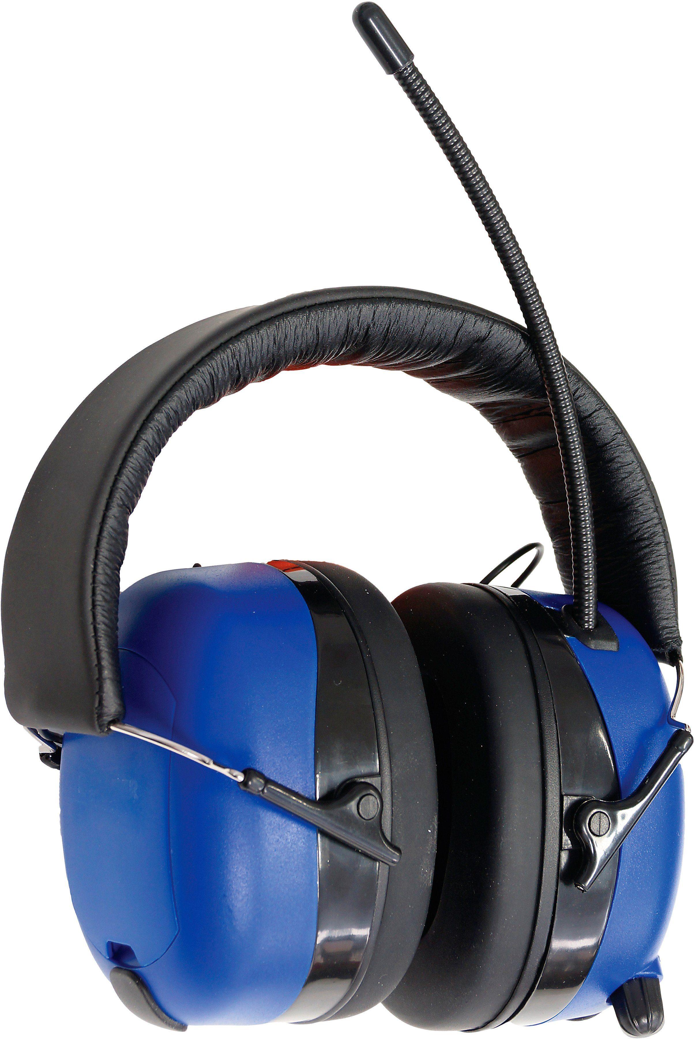 Connex Kapselgehörschutz »COXT938703«, mit Radio