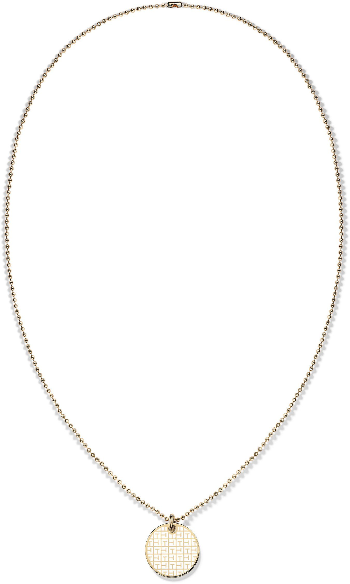 Tommy Hilfiger Kette mit Anhänger, »Classic Signature, 2700802«