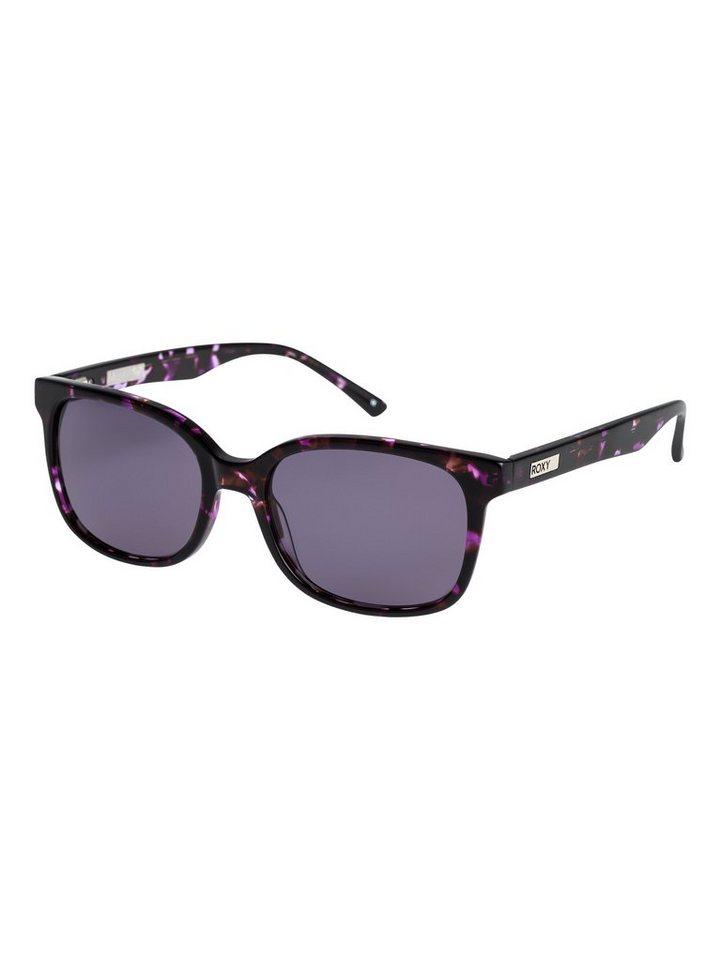 Roxy Sonnenbrille »Muse« in Tortoise purple/blue