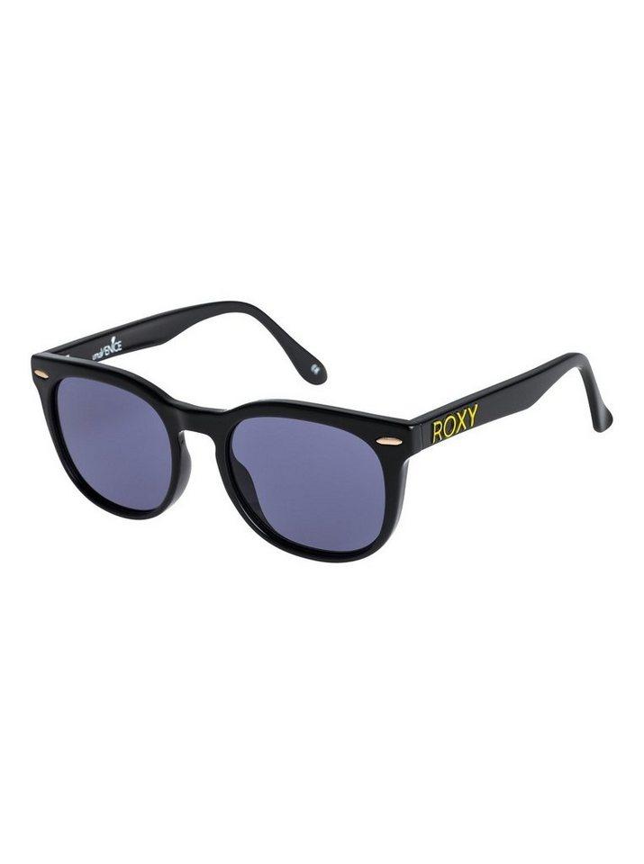 Roxy Sonnenbrille »Little Venice« in Black-gold/blue