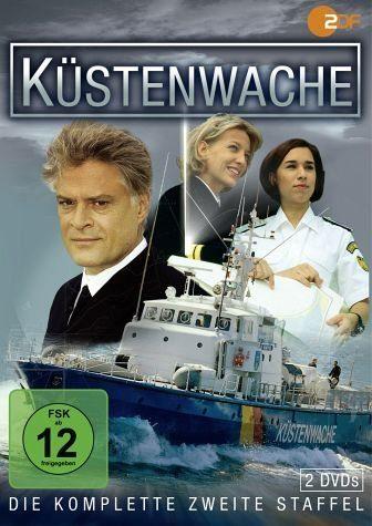 DVD »Küstenwache - Die komplette zweite Staffel (2...«