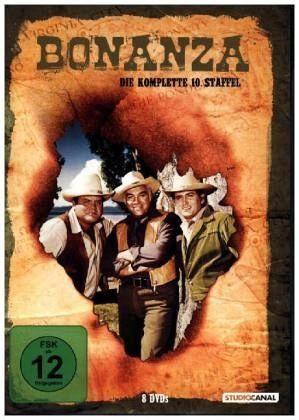 DVD »Bonanza - 10. Staffel«