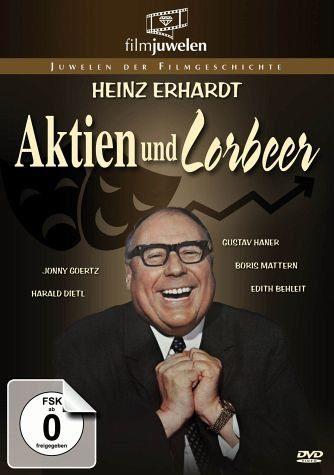 DVD »Aktien und Lorbeer«