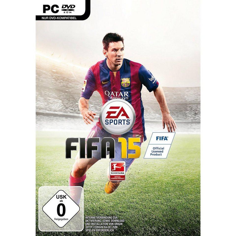ak tronic PC Fifa 15