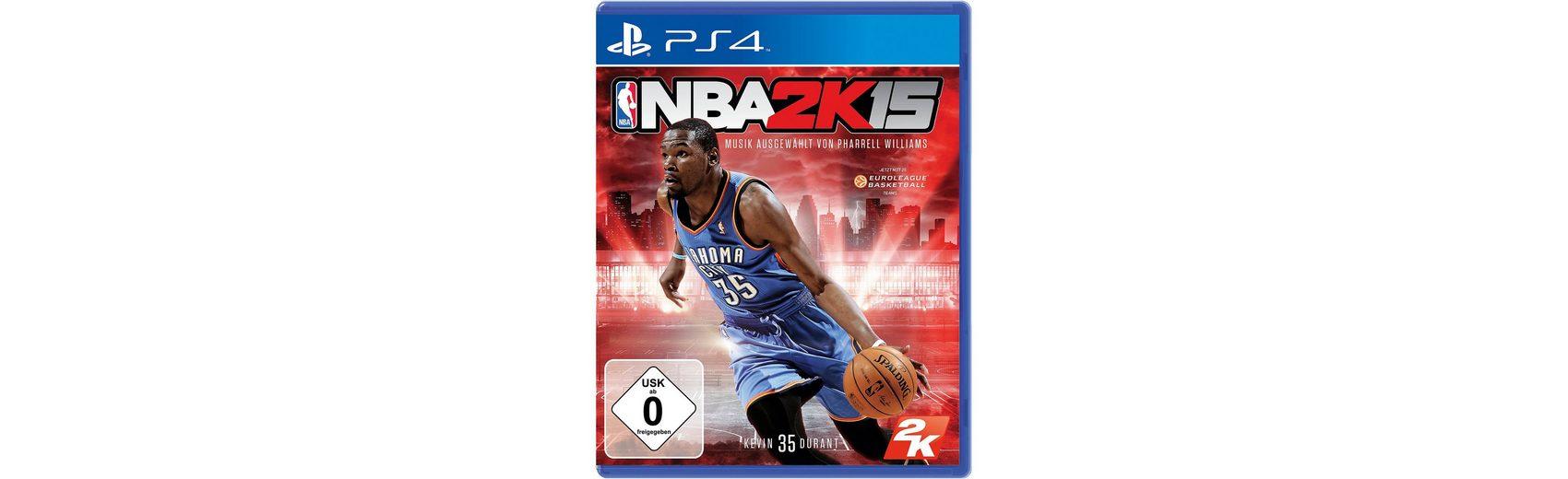 ak tronic PS4 NBA 2K15
