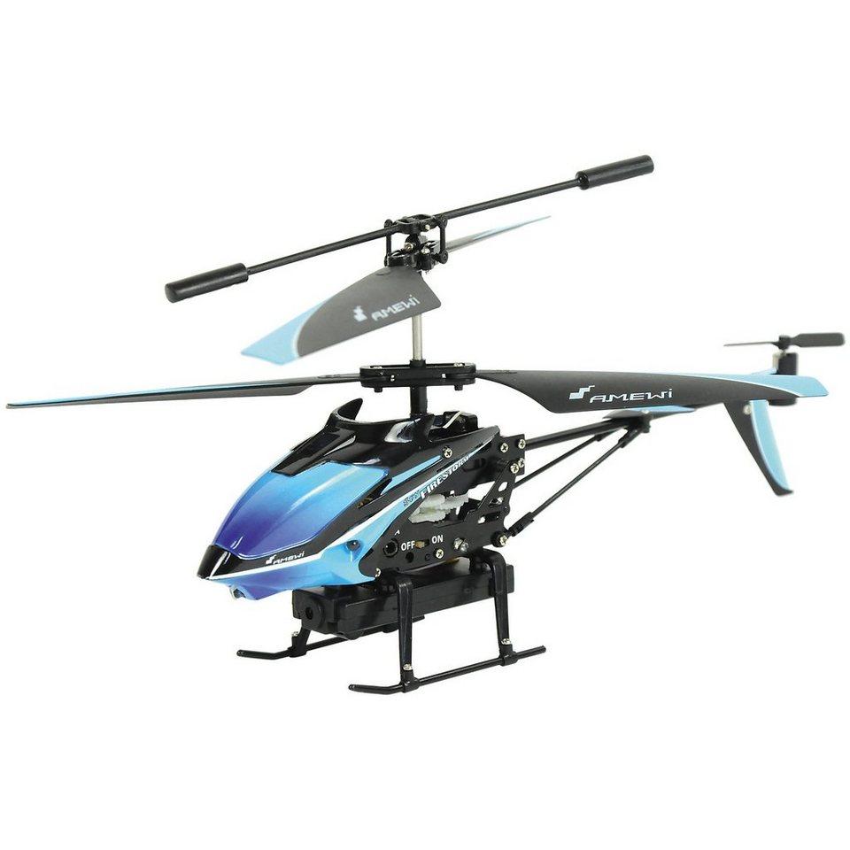 Amewi RC HelikopterFirestorm Spy mit Videokamera