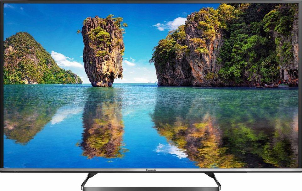 Panasonic TX-55DSW504, LED Fernseher, 139 cm (55 Zoll), 1080p (Full HD), Smart-TV in schwarz