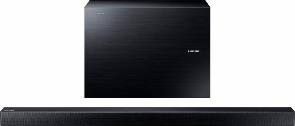 Samsung HW-K550 Soundbar (Hi-Res, Bluetooth) in schwarz