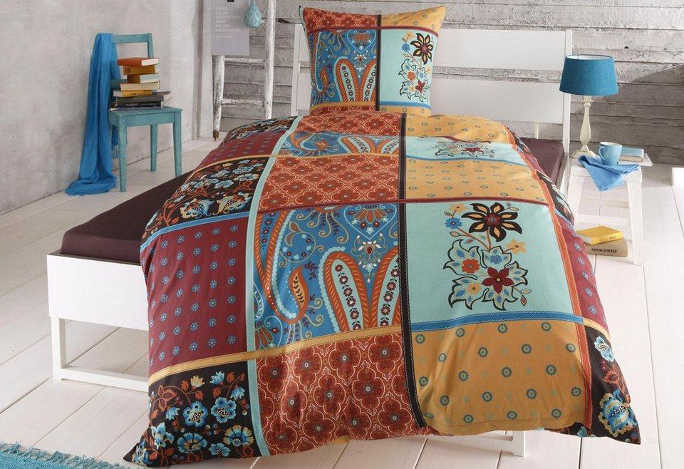 bettw sche casatex judy im patchwork design otto. Black Bedroom Furniture Sets. Home Design Ideas