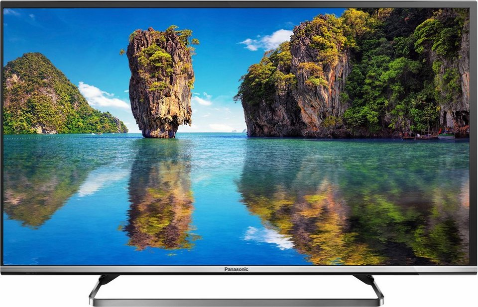 Panasonic TX-40DSW504, LED Fernseher, 100 cm (40 Zoll), 1080p (Full HD), Smart-TV in schwarz