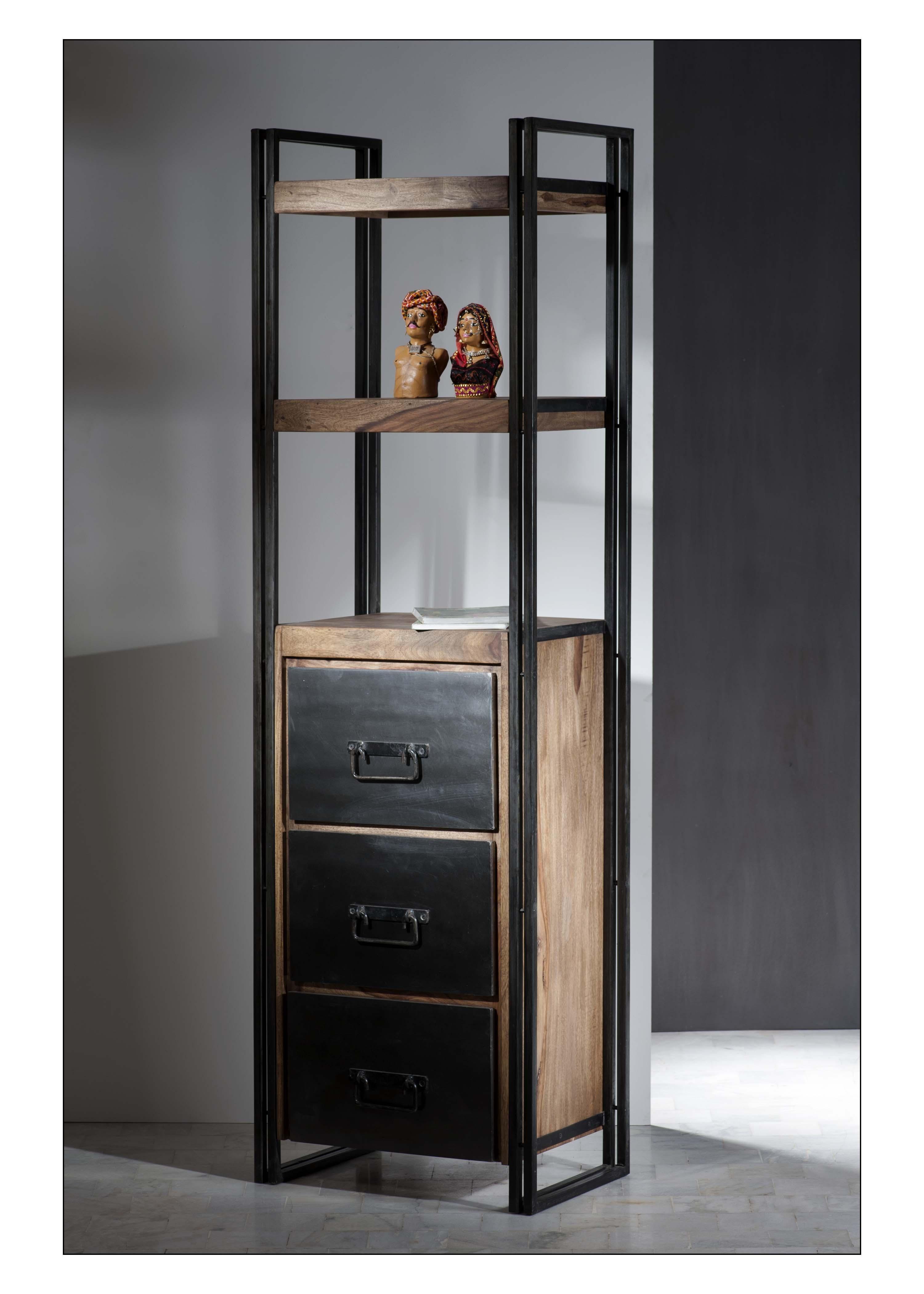 SIT Regal »Panama«, mit 3 Schubladen und 2 Ablageflächen