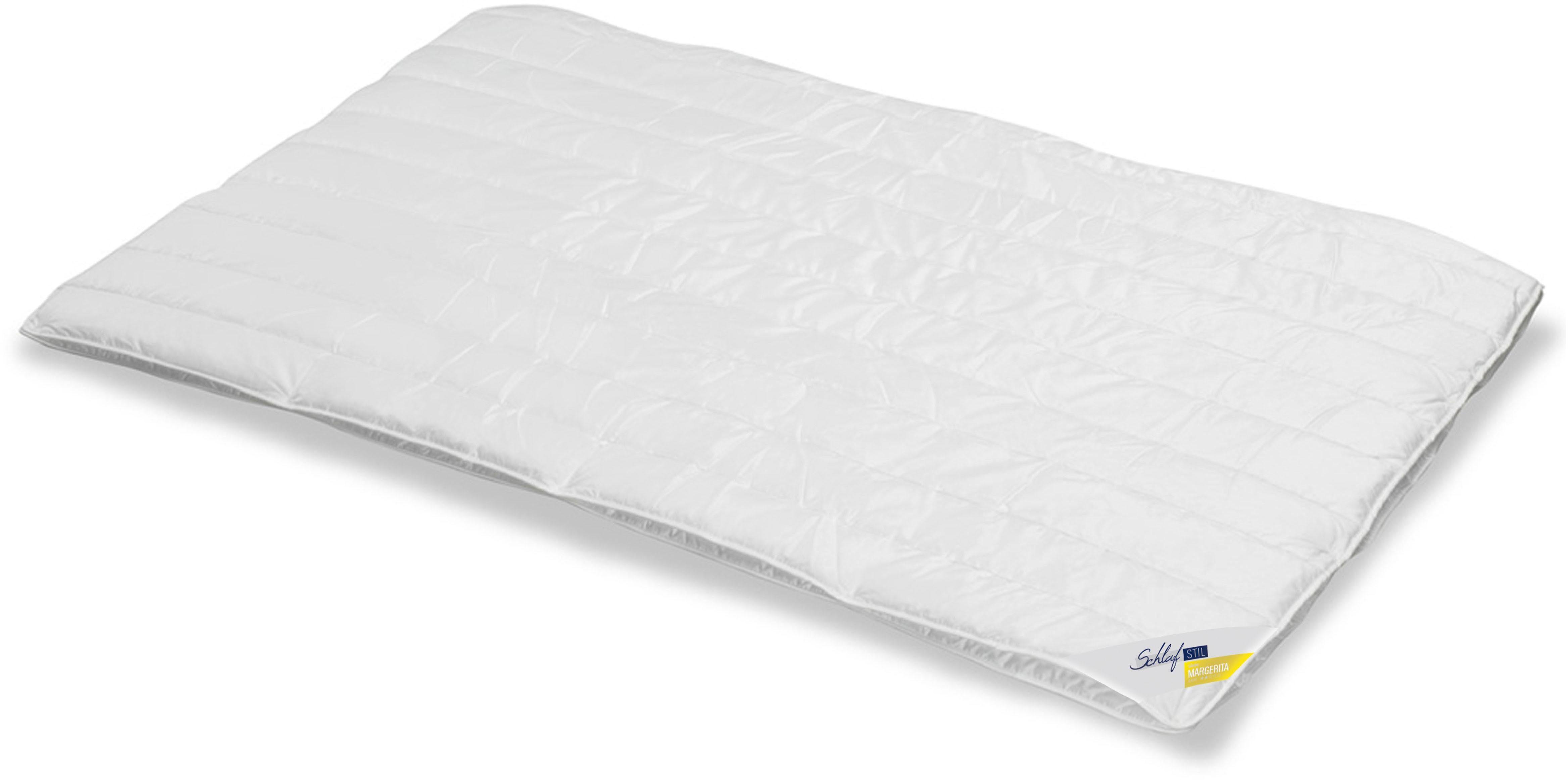 4-Jahreszeitenbett, »Margerita«, Schlafstil, 4-Jahreszeiten, Bezug: 100% Baumwolle, (1-tlg)
