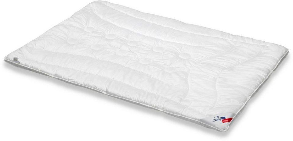 4 Jahreszeitenbett Rosana Schlafstil 4 Jahreszeiten Fullung 100 Polyester Bezug 52 Tencel 48 Baumwolle 1 Tlg Online Kaufen Otto