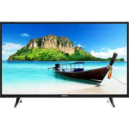 Medion® Life P18072 (MD 31093), LED Fernseher, 123 cm (49 Zoll), 1080p (Full HD), Smart-TV