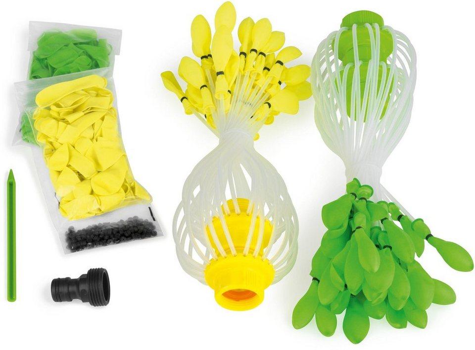 EASYmaxx Wasserbomben Set »Wasserballon-Fabrik« in bunt