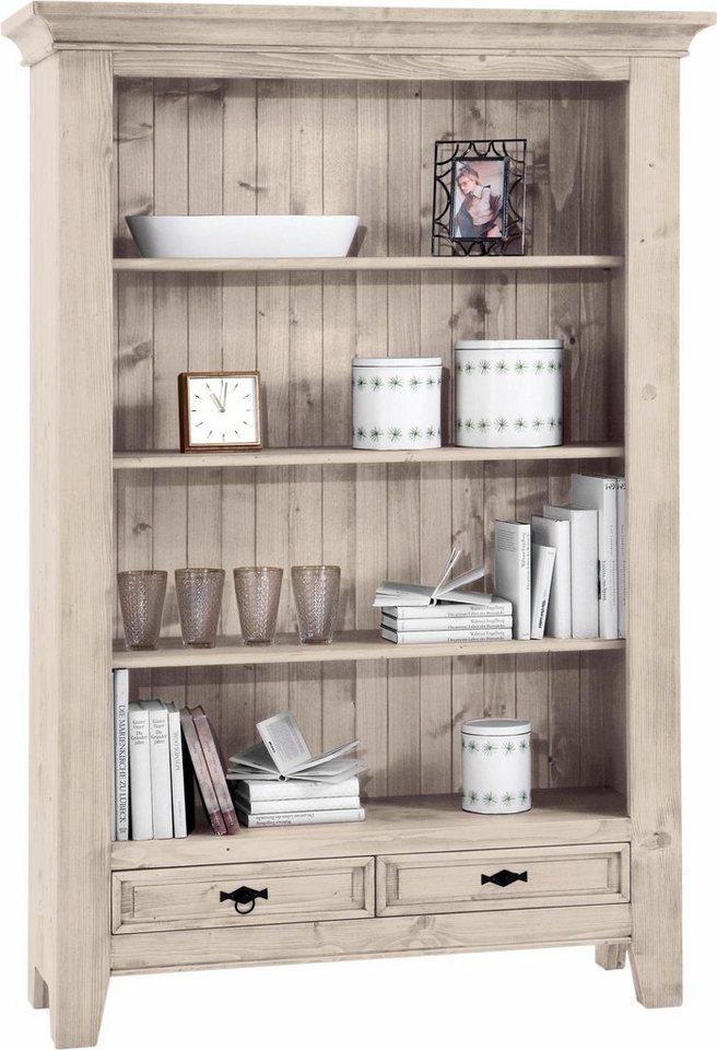 Premium collection by Home affaire Bücherregal »Burgund«, Höhe 175 cm in tundra