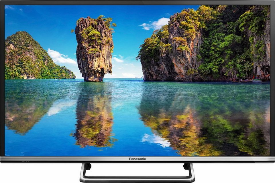 Panasonic TX-32DSW504, LED Fernseher, 80 cm (32 Zoll), HD-ready 720p, Smart-TV in schwarz